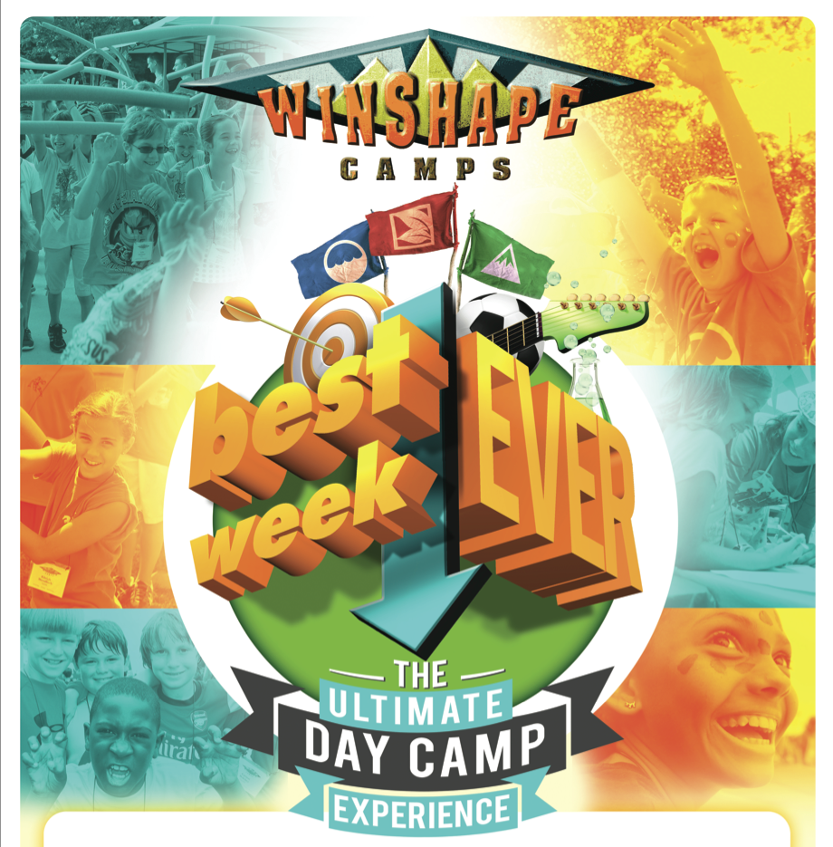 Camp Winshape 2015